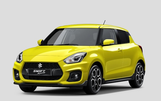 Suzuki Swift Sport: фото
