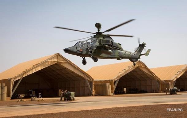 Немецкий вертолет с миротворцами разбился в Мали