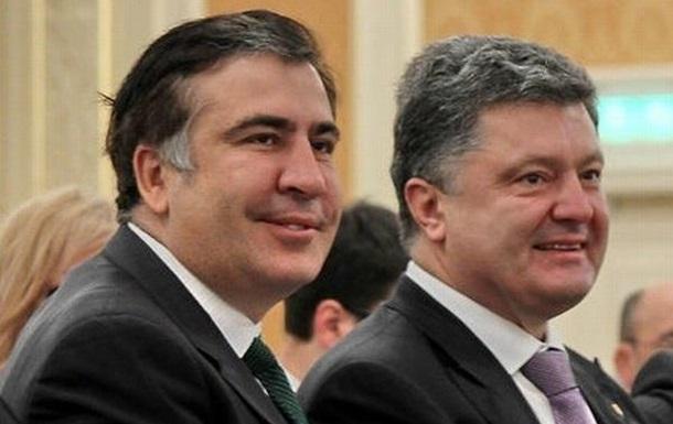Лишение гражданства Саакашвили: Порошенко ошибся трижды