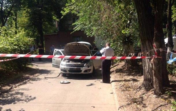Женщина-водитель пострадала в итоге взрыва автомобиля вДнепре
