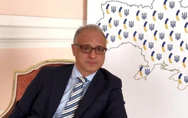 Киев осудил посла Италии за  независимый Крым
