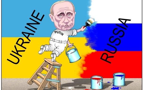 «Прямая линия» Путина не оставляет шансов для Малороссии