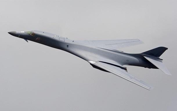 Бомбардувальники США пролетіли над Корейським півостровом