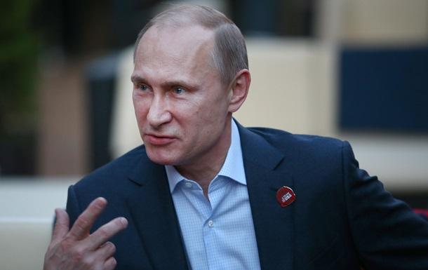 Путин: Россию должны покинуть 755 дипломатов США