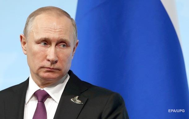 Путін заявив, що755 американських дипломатів повинні забратися ізРФ