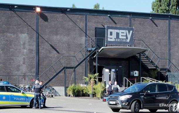 Полиция назвала причину стрельбы в ночном клубе в Германии