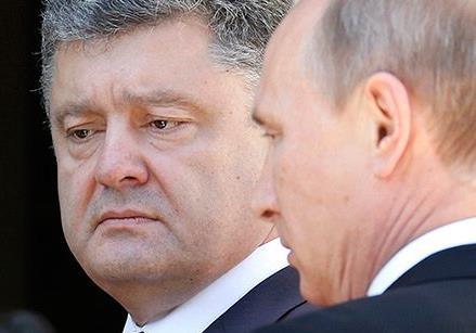 Петр Порошенко опять обезьянничает. Теперь в истории с грузинами.
