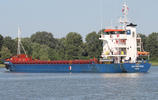 Українські прикордонники затримали іноземне судно через заходи доокупованого Криму