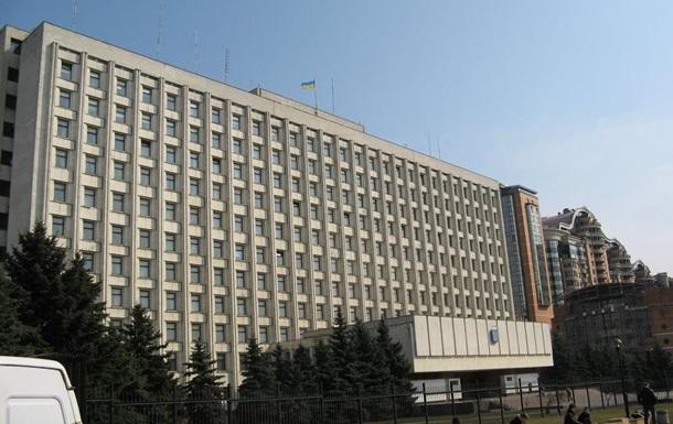 В Киевской облгосадминистрации проходят обыски