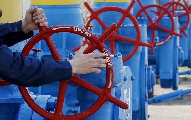 Запасы газа вукраинских хранилищах превысили 13 млрд. кубов