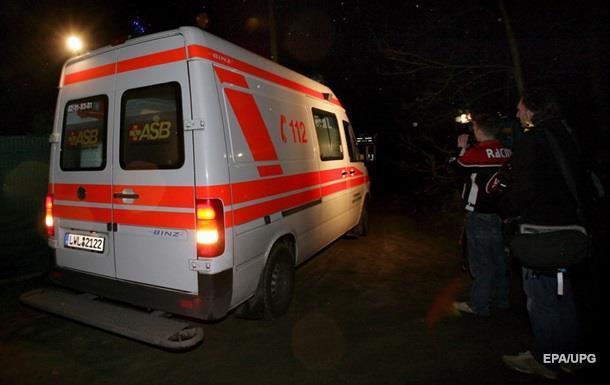 B Германии дерево упало на палатку, погиб ребенок