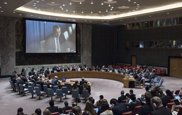 СБООН принял резолюцию опредотвращении передачи оружия террористам