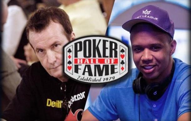 Зал славы покера пополнился новыми именами