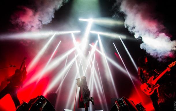 Мэнсон на киевском концерте поглумился над Москвой