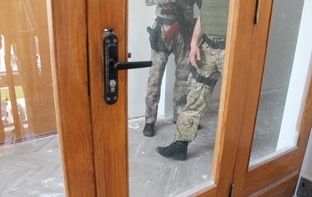 Прокуратура проводит обыск в горсовете Ирпеня