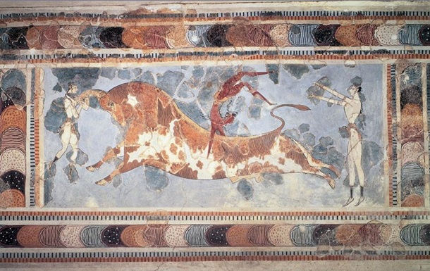 Ученые выяснили происхождение минойцев и микенцев