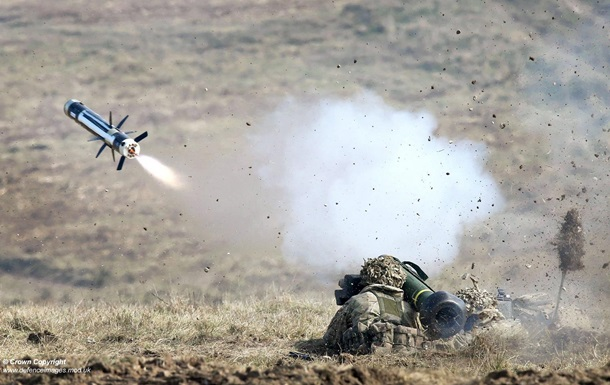 Пентагон рекомендує передати Україні «Джавеліни» на $50 млн,— ЗМІ