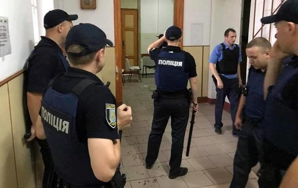 Опубликовано видео штурма в психбольнице Львова