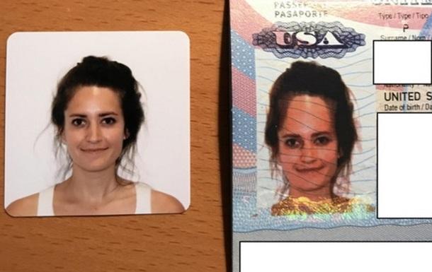 Гигантский лоб женщины на паспортном фото повеселил Сеть