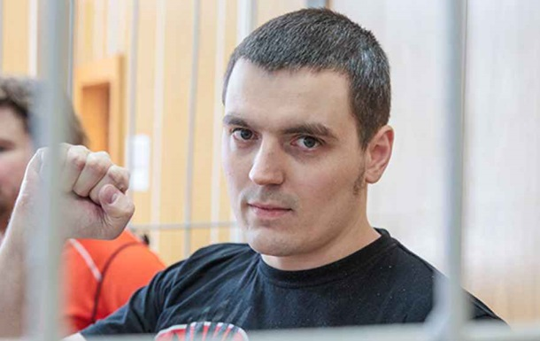 Репортера  РБК Александра Соколова приговорили к3,5 годам колонии