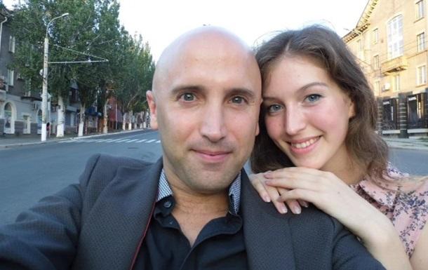 Скандальный журналист Грэм Филлипс обручился с луганчанкой