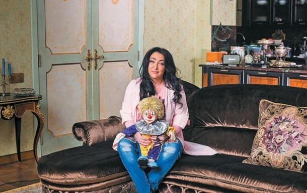 Лолита отменила гастроли в Крыму