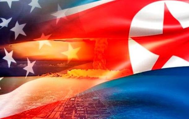 Отношения  между КНДР и США: кому нужна война