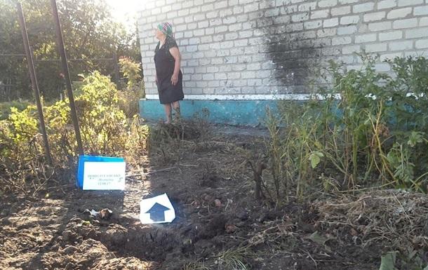 Штаб АТО: Сепаратисты обстреливали жилые кварталы