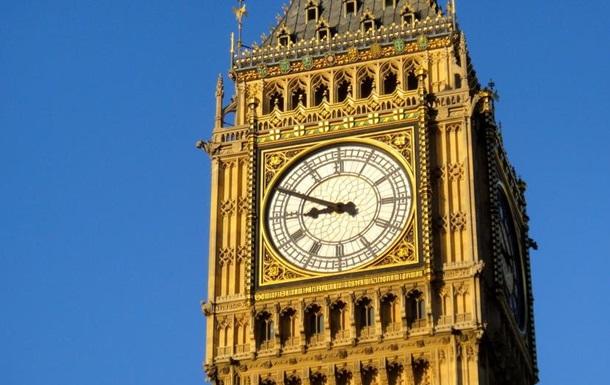 Лондонський Біг-Бен зануриться втишу на4 роки