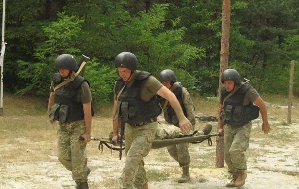 Бойовики вдвічі збільшили кількість обстрілів, поранено двох воїнів АТО