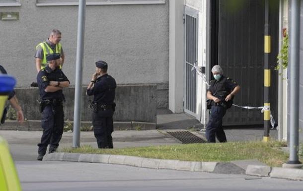В Стокгольме мужчина открыл стрельбу: есть жертвы