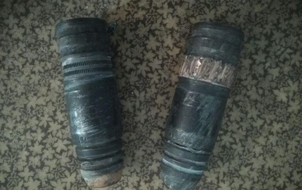 СБУ: Возле Бахмута нашли российские боеприпасы