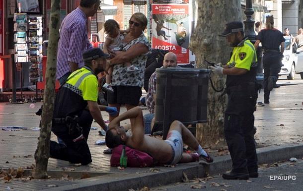 «Ісламська держава» взяла відповідальність затеракт уБарселоні