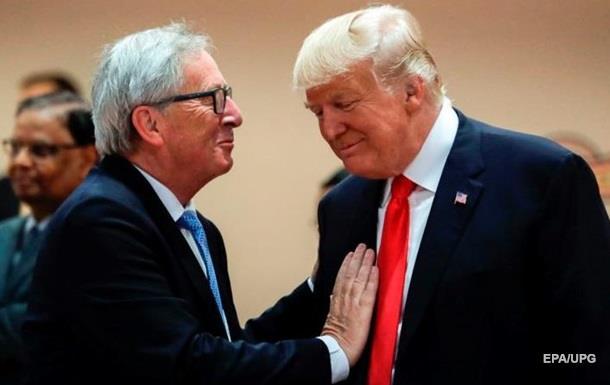 Юнкер: ЕС не полагается на Штаты для защиты
