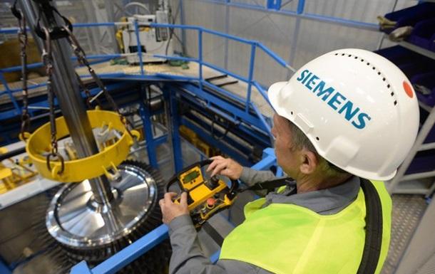 Российский суд отказал в аресте турбин Siemens