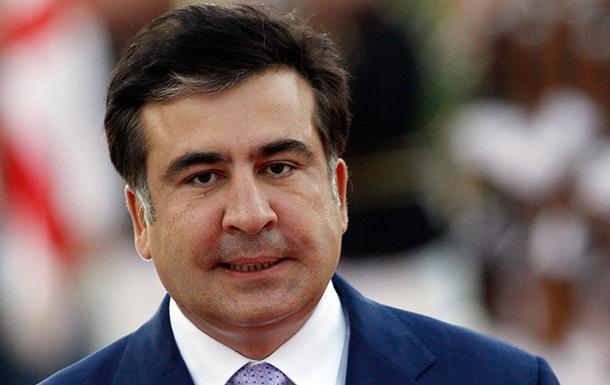 Саакашвили отказался от гражданства ЕС и обещал вернуться в Украину