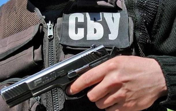 УЛьвові СБУ викрила нахабарі власного співробітника