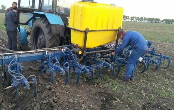 Модернизация сеялок и культиваторов для внесения жидких удобрений в почву