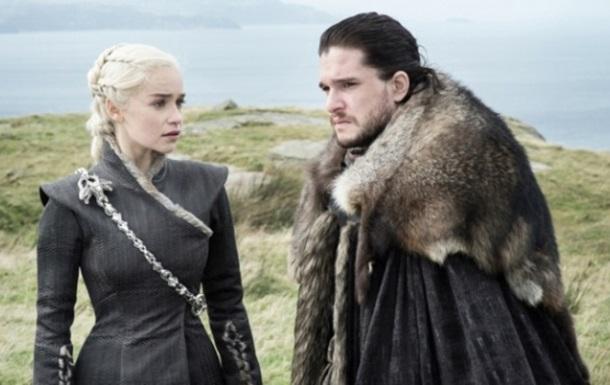 Финал седьмого сезона Игры престолов побил рекорд просмотров