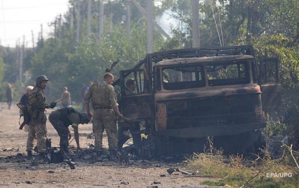 Участники боев под Иловайском обратились к властям