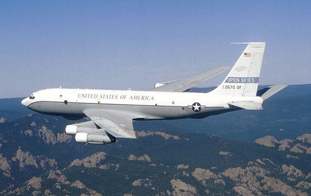 Україна і США проведуть політ надРФ і Білоруссю