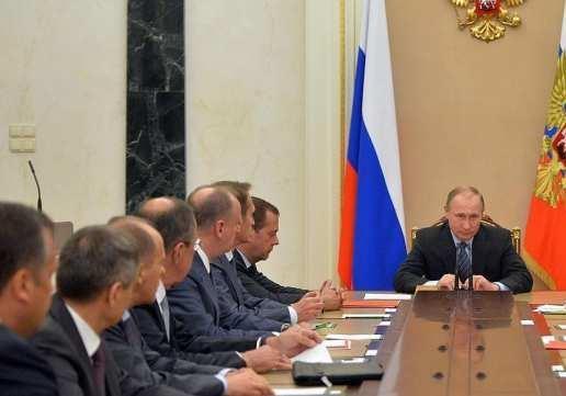 У Путіна проблеми з правлячою верхівкою Кремля.