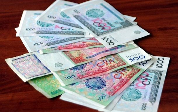 Узбекистан в два раза девальвировал национальную валюту