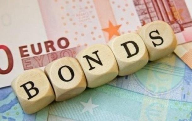 Україна виходить наринок євробондів