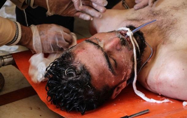 ООН: Влада Сирії застосовувала зарин