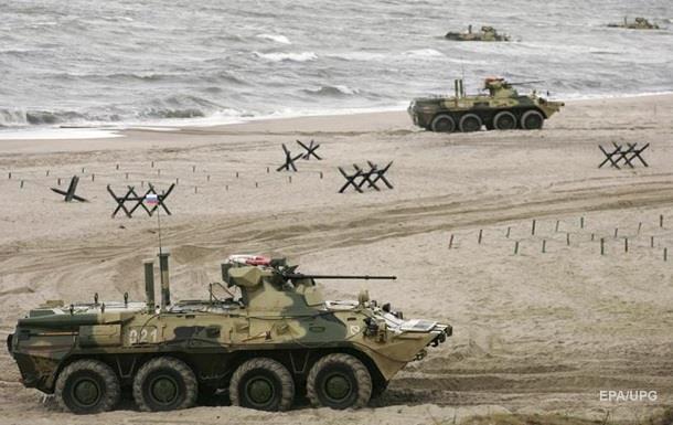 Захоплять Балтію? Преса про навчання РФ у Білорусі