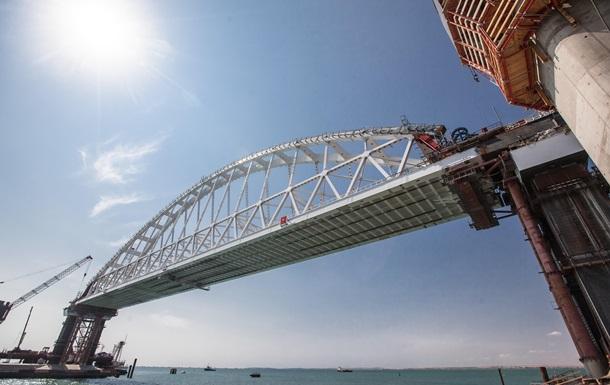 Інфраструктурні проекти РФ, що ізолюють Україну
