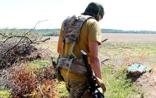 Сутки в АТО: 25 обстрелов, один военный погиб