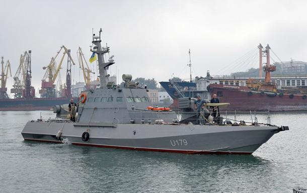 ВОдессу прибыли новые бронированные артиллерийские баркаса — Обновление военного флота