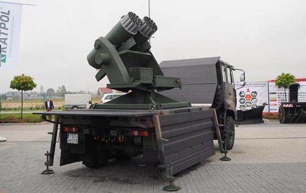 Украина и Польша разработали ракетную систему